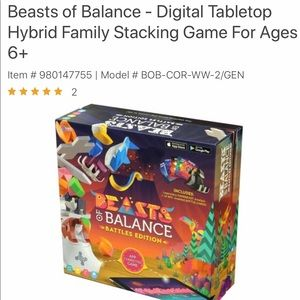 Other - Beasts of Balance- Battle edition